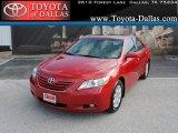 2008 Barcelona Red Metallic Toyota Camry XLE #36193107