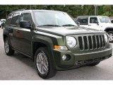 2007 Jeep Green Metallic Jeep Patriot Sport 4x4 #36064728