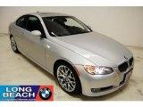 2009 Titanium Silver Metallic BMW 3 Series 328i Coupe #36193426