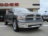 2010 Mineral Gray Metallic Dodge Ram 1500 Big Horn Crew Cab 4x4 #36193808