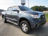 2007 Slate Metallic Toyota Tundra Limited CrewMax #36193433