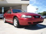 2003 Redfire Metallic Ford Mustang V6 Coupe #36193812
