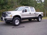 2003 Ford F250 Super Duty XLT Crew Cab 4x4 Data, Info and Specs