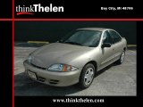 2002 Mayan Gold Metallic Chevrolet Cavalier LS Sedan #36064789