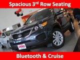 2011 Pacific Blue Kia Sorento LX V6 #36193206