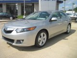 2010 Palladium Metallic Acura TSX Sedan #36193578