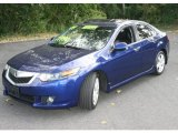 2009 Vortex Blue Pearl Acura TSX Sedan #36192867