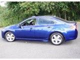 2009 Acura TSX Vortex Blue Pearl