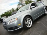 2008 Quartz Grey Metallic Audi A4 2.0T quattro Avant #36192913