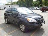2008 Nighthawk Black Pearl Honda CR-V EX 4WD #36193683