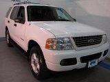 2004 Oxford White Ford Explorer XLT 4x4 #36193698