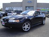 2000 Black Ford Mustang GT Coupe #36192944