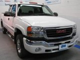 2004 GMC Sierra 2500HD SLE Extended Cab Data, Info and Specs
