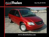 2003 Inferno Red Pearl Chrysler Town & Country LX #36194114