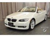 2007 Alpine White BMW 3 Series 335i Convertible #36192949