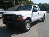 2000 Oxford White Ford F250 Super Duty XL Extended Cab #36294768