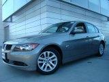 2007 Platinum Bronze Metallic BMW 3 Series 328xi Sedan #36294627