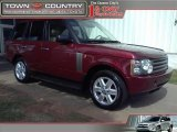 2004 Alveston Red Metallic Land Rover Range Rover HSE #36294978