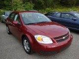 2007 Sport Red Tint Coat Chevrolet Cobalt LT Sedan #36332852