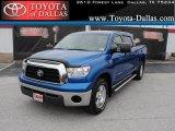 2007 Blue Streak Metallic Toyota Tundra SR5 CrewMax #36332800