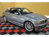 2004 Silver Grey Metallic BMW 3 Series 330i Coupe #36332996