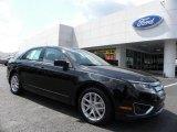 2010 Tuxedo Black Metallic Ford Fusion SEL V6 #36332830