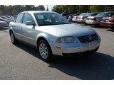2003 Reflex Silver Metallic Volkswagen Passat GLS Sedan #36347310