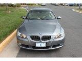 2008 Space Grey Metallic BMW 3 Series 328i Convertible #36346899