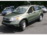 2008 Green Tea Metallic Honda CR-V LX 4WD #36347127