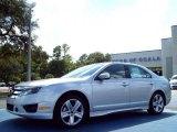 2010 Brilliant Silver Metallic Ford Fusion Sport #36347134