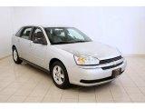 2005 Galaxy Silver Metallic Chevrolet Malibu Maxx LS Wagon #36347623