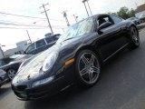 2008 Black Porsche 911 Carrera S Coupe #36346960