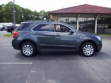 2011 Black Granite Metallic Chevrolet Equinox LT #36347436