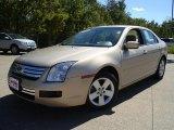 2008 Dune Pearl Metallic Ford Fusion SE #36347157