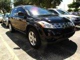 2005 Super Black Nissan Murano SL #36346968