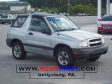 2002 Chevrolet Tracker 4WD Convertible Data, Info and Specs