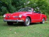 Volkswagen Karmann Ghia 1973 Data, Info and Specs