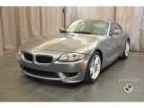 2008 Space Gray Metallic BMW M Coupe #36347010