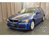 2007 Montego Blue Metallic BMW 3 Series 328xi Sedan #36347011