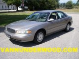 1999 Platinum Gray Metallic Buick Century Limited #36347049