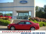 2011 Red Candy Metallic Ford Fusion SE #36347055