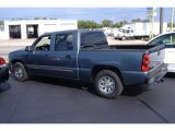 2006 Blue Granite Metallic Chevrolet Silverado 1500 LT Crew Cab #36347260