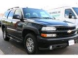 2005 Black Chevrolet Tahoe Z71 4x4 #36347802