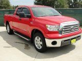 2007 Radiant Red Toyota Tundra SR5 Double Cab #36347285