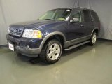 2003 True Blue Metallic Ford Explorer XLT #36406553