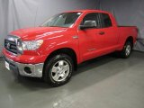2008 Radiant Red Toyota Tundra SR5 TRD Double Cab 4x4 #36406555