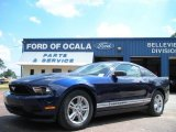 2011 Kona Blue Metallic Ford Mustang V6 Coupe #36406296