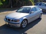 2005 Titanium Silver Metallic BMW 3 Series 330i Sedan #36406913