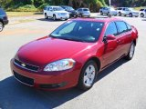 2006 Sport Red Metallic Chevrolet Impala LTZ #36406916