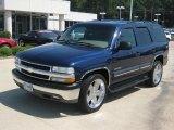 2002 Chevrolet Tahoe Standard Model Data, Info and Specs